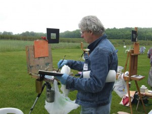 plein air workshop - 2013 014