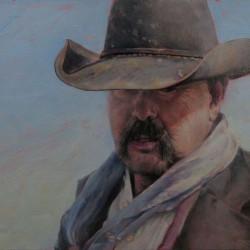 Grant Shearer 12″ X 16″ oil on Birch