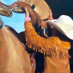 Saddle Up Girl